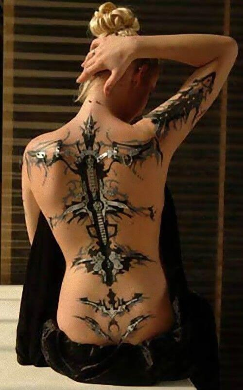 See ideas about 3D tattoos that will blow your mind 7