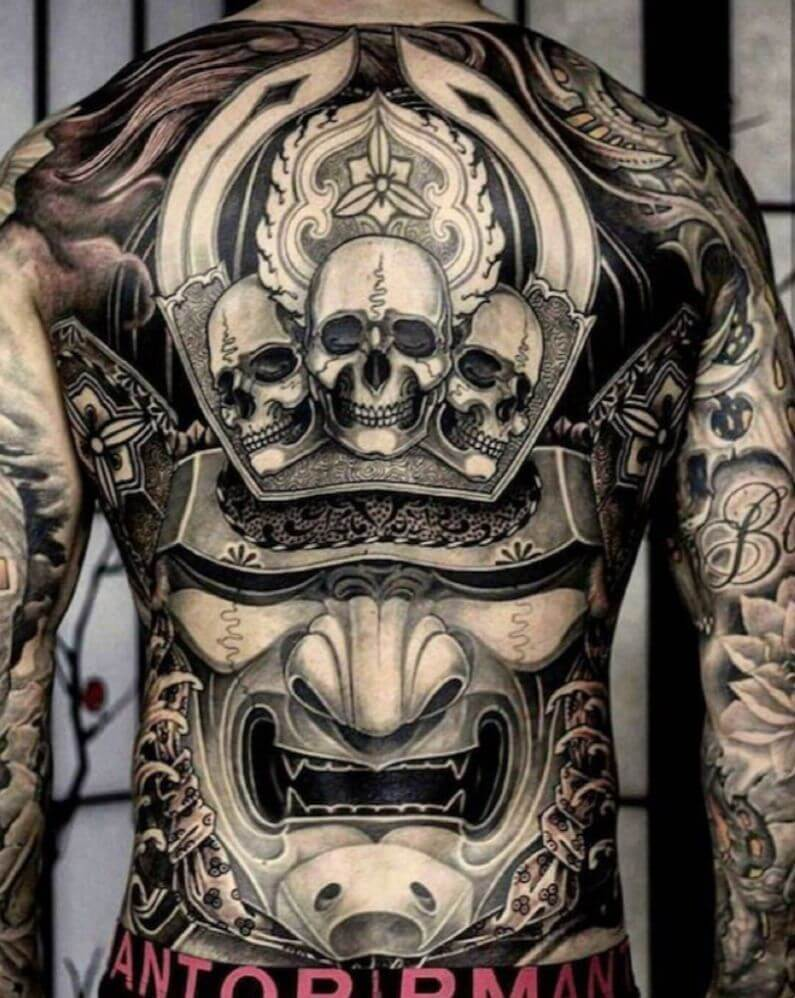 See ideas about 3D tattoos that will blow your mind 15