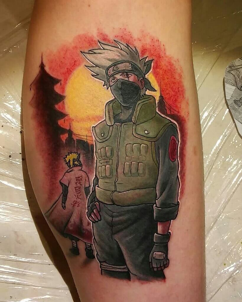 Naruto tattoos ideas and meanings ( With Pictures ) 2