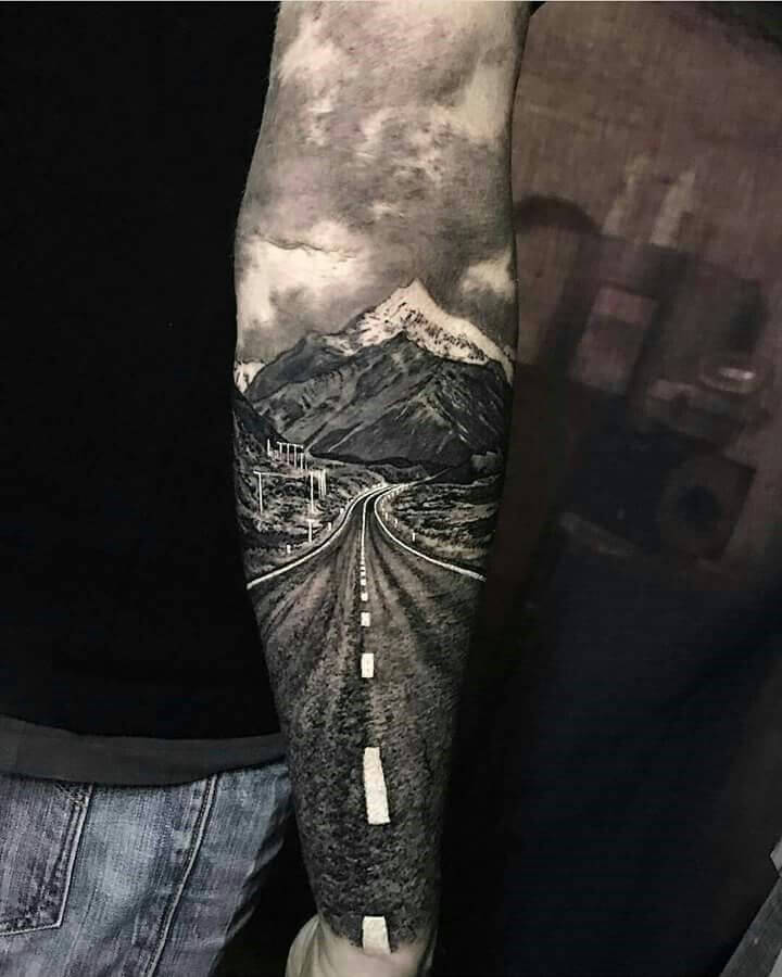 See ideas about 3D tattoos that will blow your mind 9