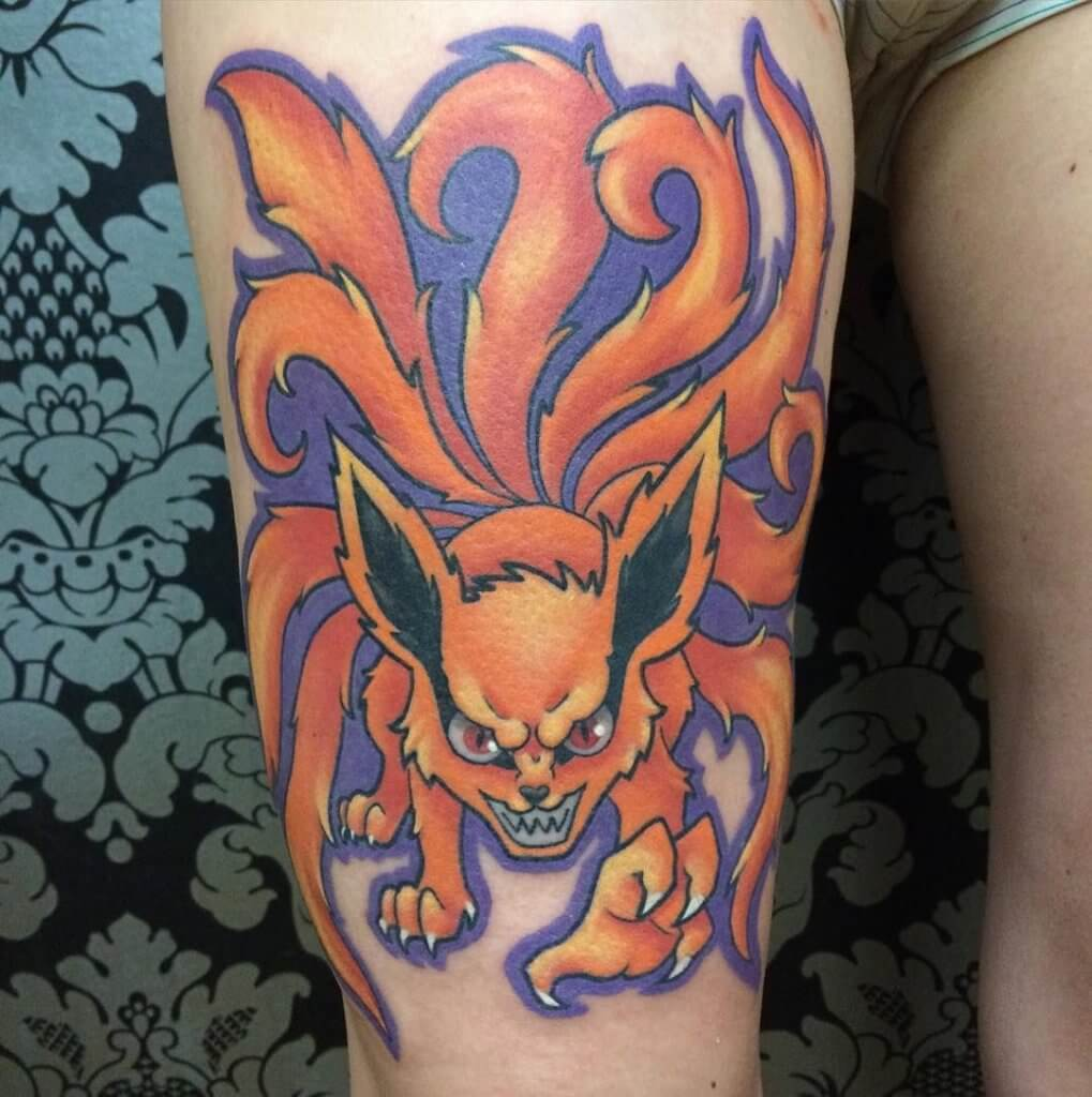 Naruto tattoos ideas and meanings ( With Pictures ) 3