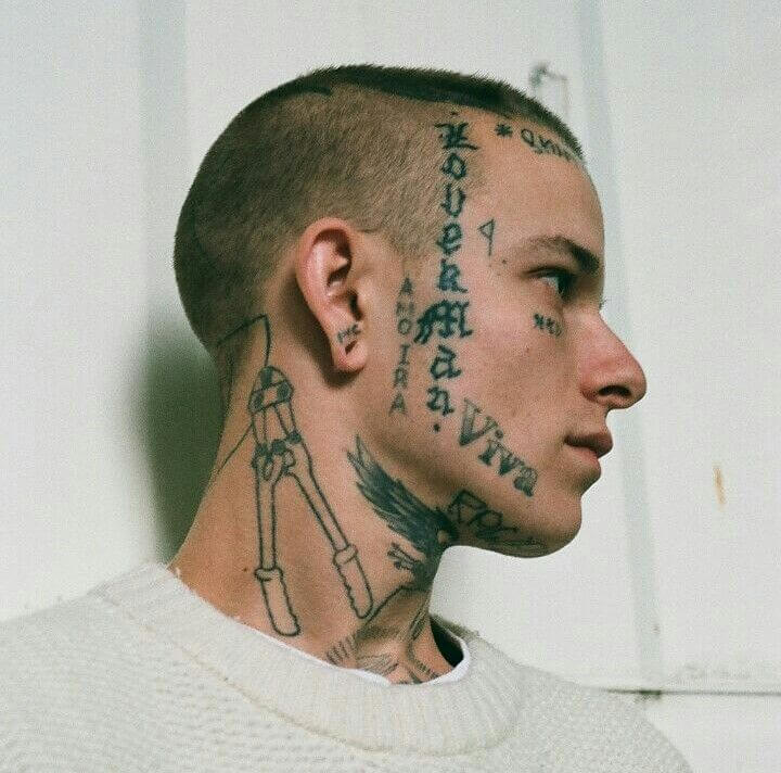 Face tattoos ? Which one should you get! 3