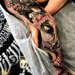 How to design your first Japanese Dragon Tattoo? 16