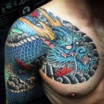 How to design your first Japanese Dragon Tattoo? 4