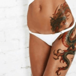 How to design your first Japanese Dragon Tattoo? 11