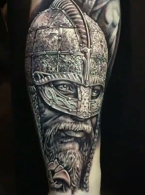 Mjolnir tattoo ideas you need to know of 25