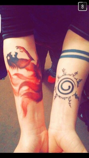Naruto tattoos ideas and meanings ( With Pictures ) 11
