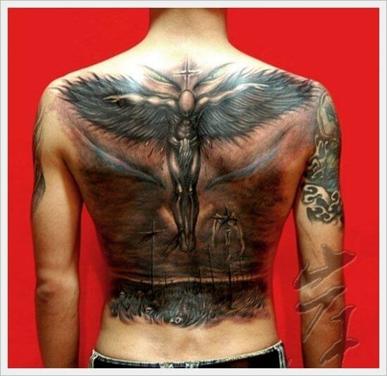 See ideas about 3D tattoos that will blow your mind 20
