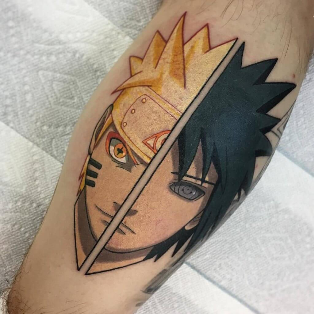 Naruto tattoos ideas and meanings ( With Pictures ) 13