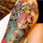 How to design your first Japanese Dragon Tattoo? 18
