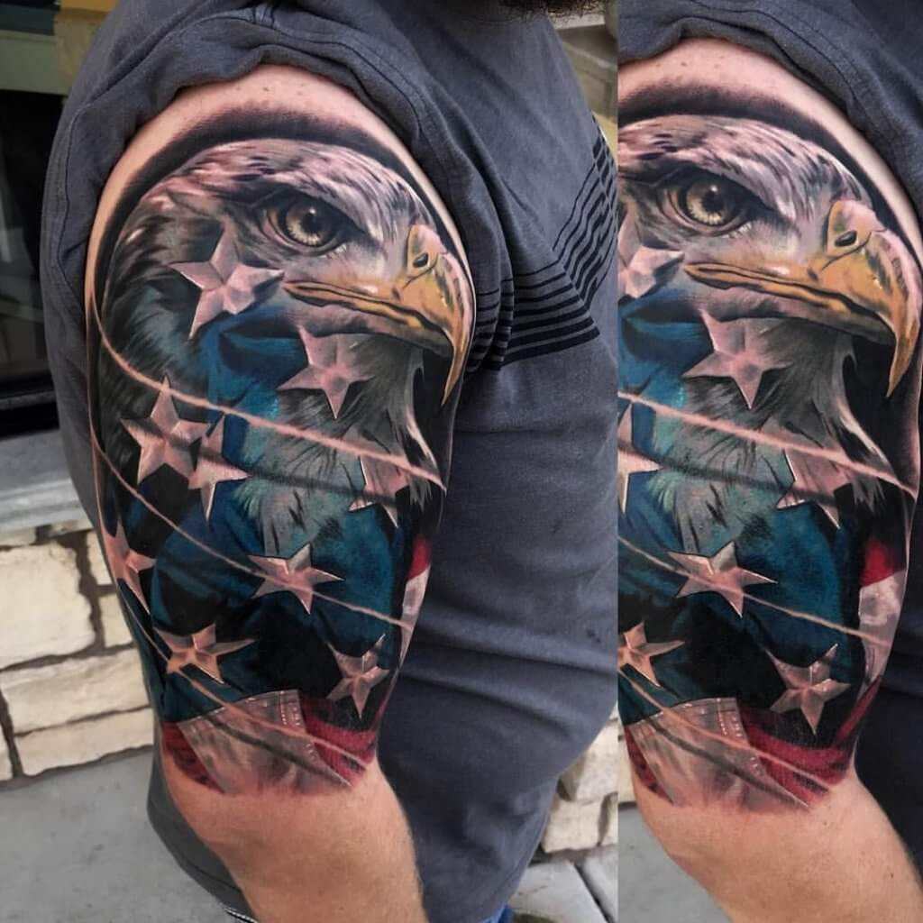 See ideas about 3D tattoos that will blow your mind 23