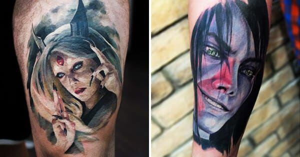 Naruto tattoos ideas and meanings ( With Pictures ) 15