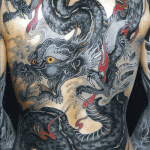 How to design your first Japanese Dragon Tattoo? 19