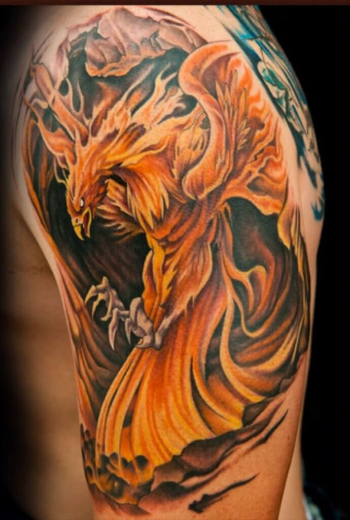 See ideas about 3D tattoos that will blow your mind 28