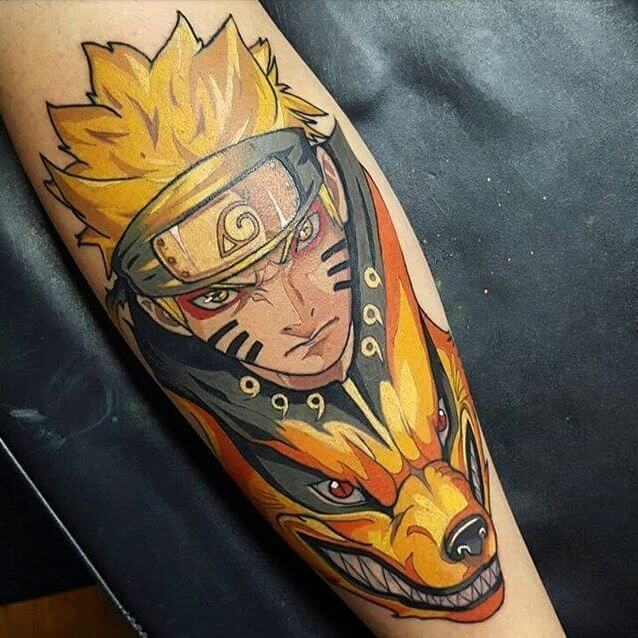 Naruto tattoos ideas and meanings ( With Pictures ) 16