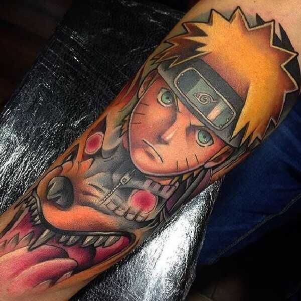 Naruto tattoos ideas and meanings ( With Pictures ) 24