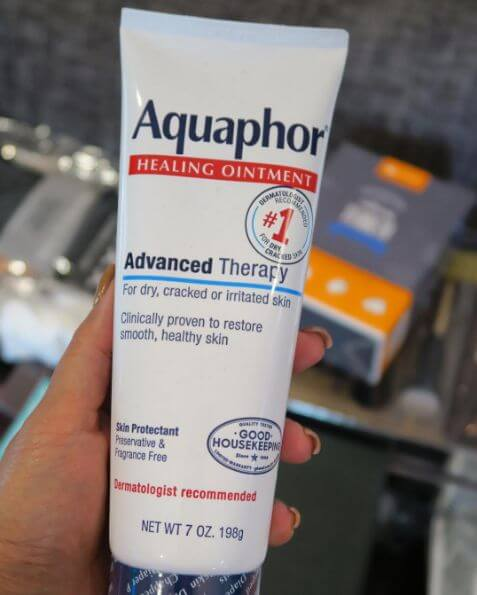 Aquaphor for tattoos