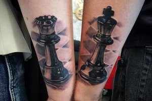 Chess Tattoos