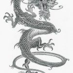 How to design your first Japanese Dragon Tattoo? 26