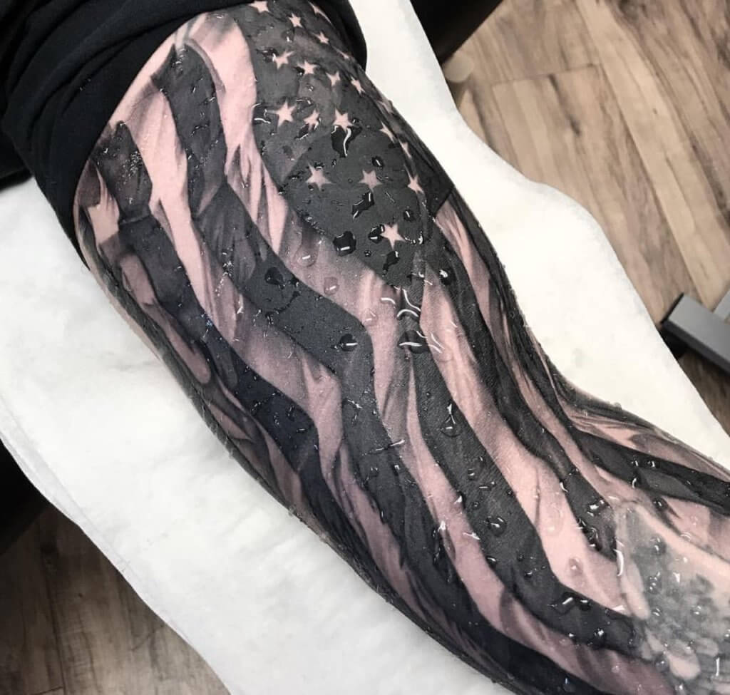 See ideas about 3D tattoos that will blow your mind 31