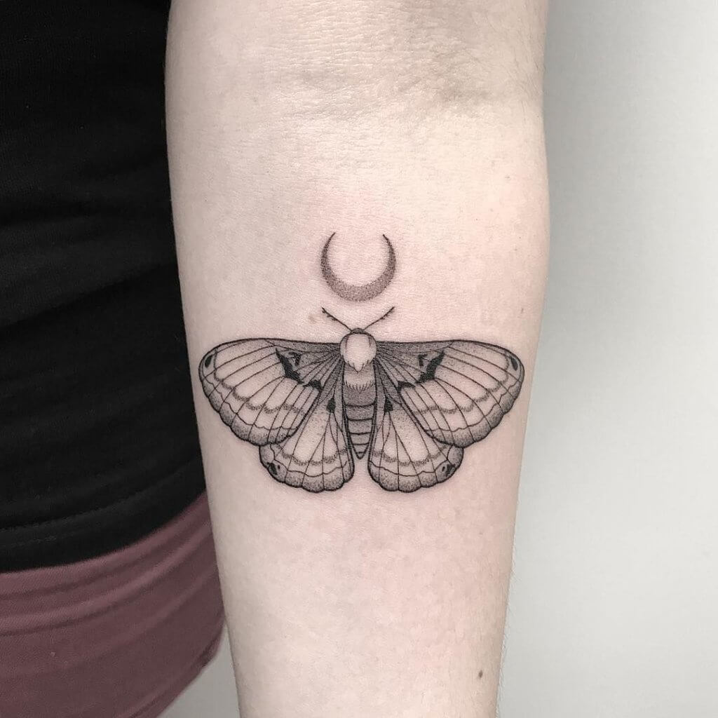 Hidden Meanings Behind Butterfly Tattoos 2