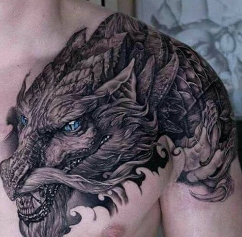 See ideas about 3D tattoos that will blow your mind 33