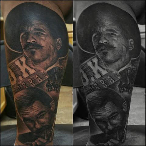 See ideas about 3D tattoos that will blow your mind 34