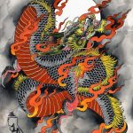 How to design your first Japanese Dragon Tattoo? 33