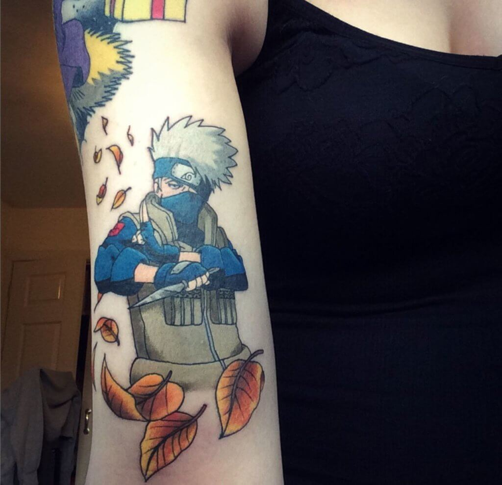 Naruto tattoos ideas and meanings ( With Pictures ) 31