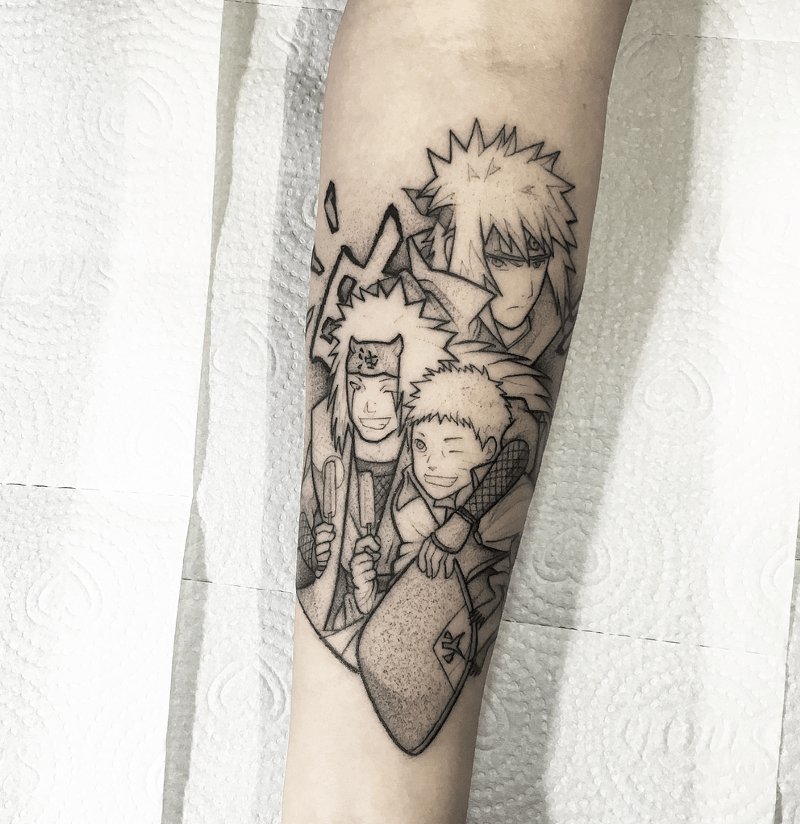 Naruto tattoos ideas and meanings ( With Pictures ) 33