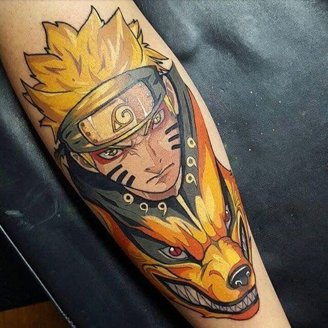 Naruto tattoos ideas and meanings ( With Pictures ) 41