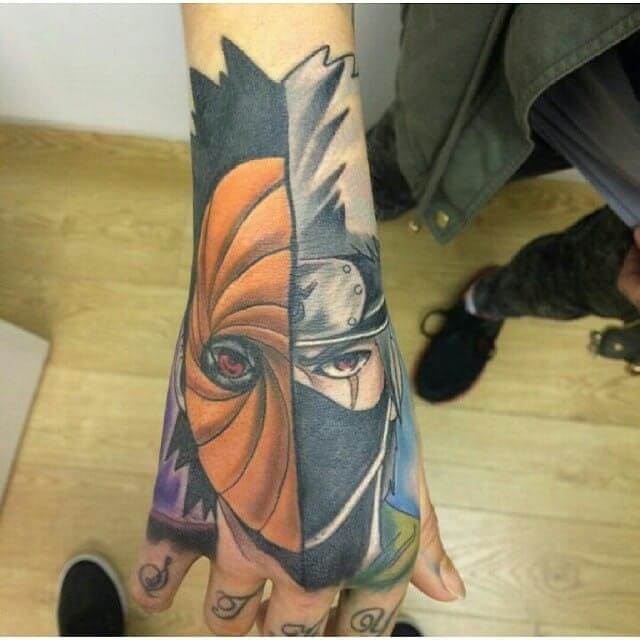 Naruto tattoos ideas and meanings ( With Pictures ) 42