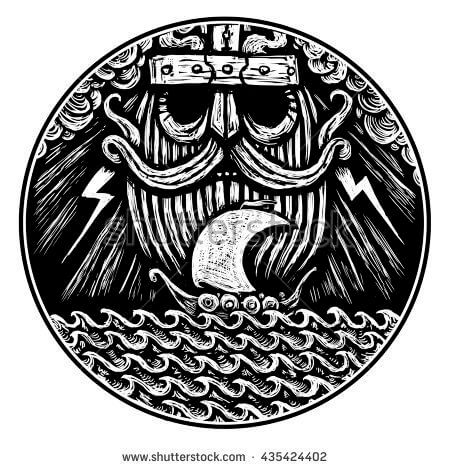 Mjolnir tattoo ideas you need to know of 38