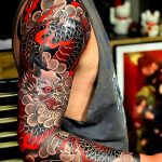 How to design your first Japanese Dragon Tattoo? 39