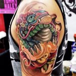 How to design your first Japanese Dragon Tattoo? 43