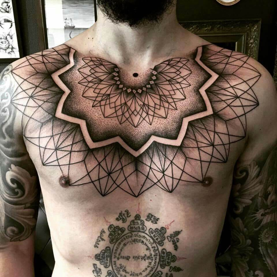 See ideas about 3D tattoos that will blow your mind 35