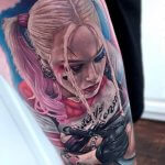 The Current Trend of Making Harley Quinn Tattoo 15