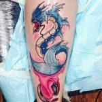 Why people get Pokemon tattoos on their body? 103