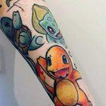Why people get Pokemon tattoos on their body? 106