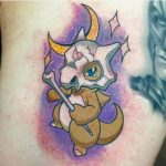 Why people get Pokemon tattoos on their body? 11