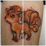 Why people get Pokemon tattoos on their body? 115