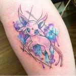 Why people get Pokemon tattoos on their body? 130