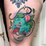 Why people get Pokemon tattoos on their body? 131