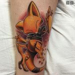 Why people get Pokemon tattoos on their body? 14