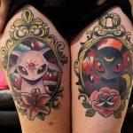 Why people get Pokemon tattoos on their body? 139