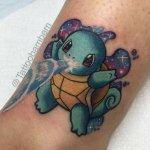 Why people get Pokemon tattoos on their body? 140