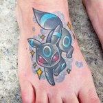 Why people get Pokemon tattoos on their body? 142