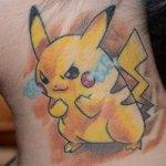 Why people get Pokemon tattoos on their body? 143