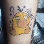 Why people get Pokemon tattoos on their body? 147