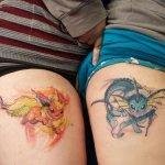 Why people get Pokemon tattoos on their body? 148